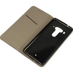 BOOK MAGNET ETUI NA TELEFON HTC U12 PLUS CZARNY