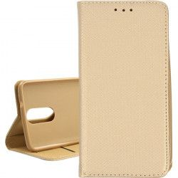 BOOK MAGNET ETUI NA TELEFON LG K4 2017/K8 2017 DUAL M200E/M160 ROSE GOLD