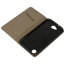 BOOK MAGNET ETUI NA TELEFON LG X POWER 2 M320 CZARNY