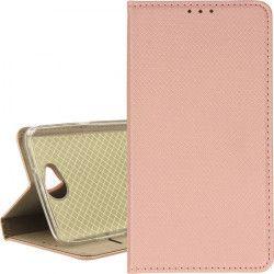 BOOK MAGNET ETUI NA TELEFON LG X POWER 2 M320 ROSE GOLD