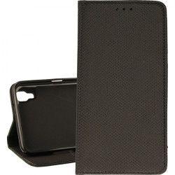 BOOK MAGNET ETUI NA TELEFON LG X POWER K220 CZARNY