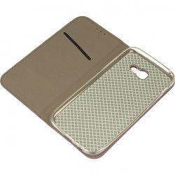 BOOK MAGNET ETUI NA TELEFON SAMSUNG GALAXY A5 2017 A520 FIOLETOWY
