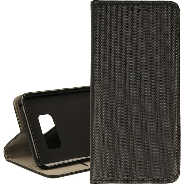 BOOK MAGNET ETUI NA TELEFON SAMSUNG GALAXY S8 G950 CZARNY