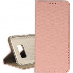 BOOK MAGNET ETUI NA TELEFON SAMSUNG GALAXY S8 PLUS ROSE GOLD