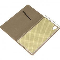 ETUI BOOK MAGNET SONY XPERIA L1 ROSE GOLD