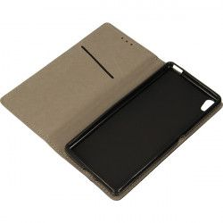 BOOK MAGNET ETUI NA TELEFON SONY XPERIA XA F3111 CZARNY