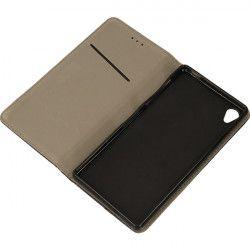 BOOK MAGNET ETUI NA TELEFON SONY XPERIA Z3 D6603 CZARNY