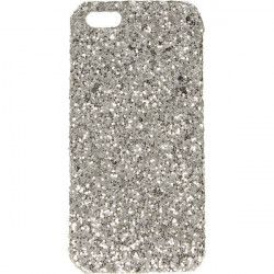 ETUI COBY BROKATOWE IPHONE 5G SREBRNY