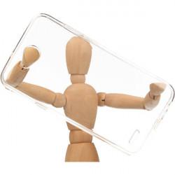 CLEAR 0.5mm ETUI NA TELEFON LG X POWER 2 M320 TRANSPARENTNY