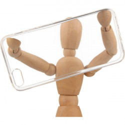 CLEAR 0.5mm ETUI NA TELEFON IPHONE 5G A1429 TRANSPARENTNY