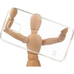 CLEAR 0.5mm ETUI NA TELEFON SAMSUNG GALAXY S5 i9600 G900F TRANSPARENTNY