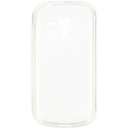 ETUI CLEAR 0.5mm SAMSUNG GALAXY TREND S7560 TRANSPARENTNY