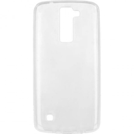 ETUI CLEAR 0.5mm LG K8 K350N TRANSPARENTNY