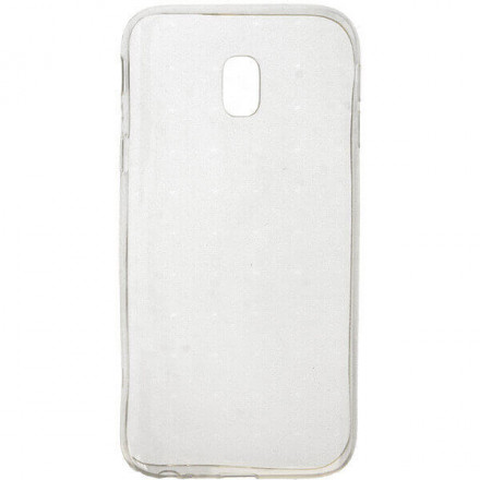 ETUI CLEAR 0.5mm SAMSUNG GALAXY J3 2017 J330 TRANSPARENTNY