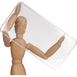 CLEAR 0.5mm ETUI NA TELEFON HUAWEI MATE 7 MT7-L09 TRANSPARENTNY