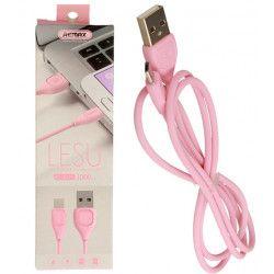 KABEL USB MICRO REMAX RC-050m CZARNY