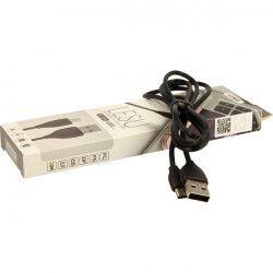 KABEL USB REMAX RC-050a TYP C CZARNY