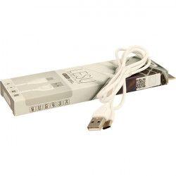 KABEL USB REMAX RC-050a TYP C BIAŁY