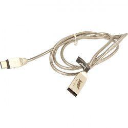 KABEL USB BEEYO TYPE C SREBRNY