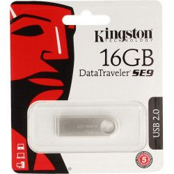 PAMIĘĆ USB PENDRIVE KINGSTON 16GB