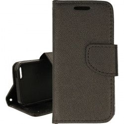 BOOK FANCY ETUI NA TELEFON APPLE ETUI NA TELEFON IPHONE 5 / 5S A1428 CZARNY
