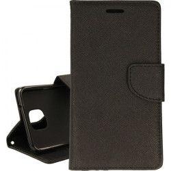BOOK FANCY ETUI NA TELEFON LG X CAM K580 K580TR K580i K580F K580AR CZARNY