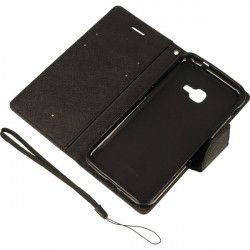 BOOK FANCY ETUI NA TELEFON SAMSUNG GALAXY XCOVER 4 G390 CZARNY