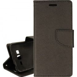 BOOK FANCY ETUI NA TELEFON SAMSUNG GALAXY GRAND PRIME G530 CZARNY