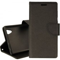 BOOK FANCY SONY XPERIA L1 CZARNY