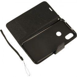 BOOK FANCY ETUI NA TELEFON XIAOMI Redmi S2 M1803E6C CZARNY