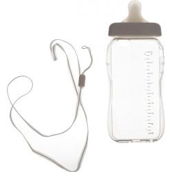 ETUI 3D BOTTLE FOR BABY ETUI NA TELEFON IPHONE 6 / 6S A1549/A1633 BIAŁY