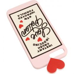 ETUI 3D LOVE POLION ETUI NA TELEFON IPHONE 7 / 8 PLUS