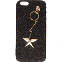 ETUI 3D STARS ETUI NA TELEFON IPHONE 6 / 6S A1549/A1633 CZARNY