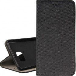 BOOK MAGNET ETUI NA TELEFON HTC U ULTRA CZARNY