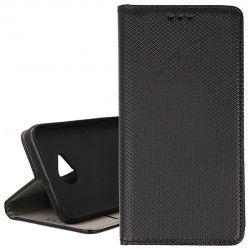 BOOK MAGNET ETUI NA TELEFON HTC U11 LIFE CZARNY