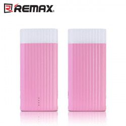 BATERIA POWER BANK REMAX PPL-18 10 000mAh RÓŻOWY