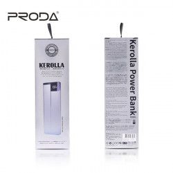BATERIA POWER BANK REMAX PPP-20 10 000mAh ZŁOTY