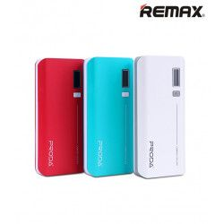 BATERIA POWER BANK REMAX PRODA JANE 20 000mAh NIEBIESKI PPL-6