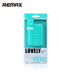 BATERIA POWER BANK REMAX PRODA LOVELY 10 000mAh NIEBIESKI