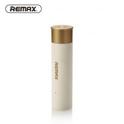 BATERIA POWER BANK REMAX RPL-18 2500mAh BIAŁY