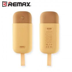 BATERIA POWER BANK REMAX RPL-32 5000mAh KREMOWY