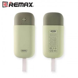 BATERIA POWER BANK REMAX RPL-32 5000mAh ZIELONY
