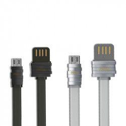 KABEL USB MICRO USB REMAX PD-B06m SREBRNY