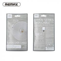 KABEL USB MICRO USB REMAX RC-075m SZARY