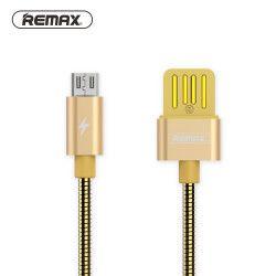 KABEL USB MICRO USB REMAX RC-080m ZŁOTY
