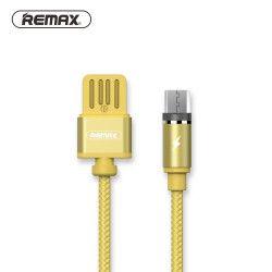 KABEL USB MICRO USB REMAX RC-095m ZŁOTY