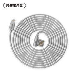 KABEL USB REMAX LIGHTNING RC-075i SZARY