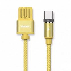KABEL USB REMAX RC-080a USB TYP C ZŁOTY