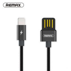 KABEL USB REMAX RC-080i LIGHTNING CZARNY
