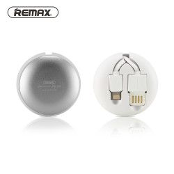 KABEL USB REMAX RC-099t 2w1 MICRO LIGHTNING BIAŁY